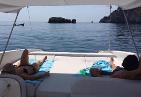 Taormina Boot Trip Boot Exkursion Taormina Taormina Touren