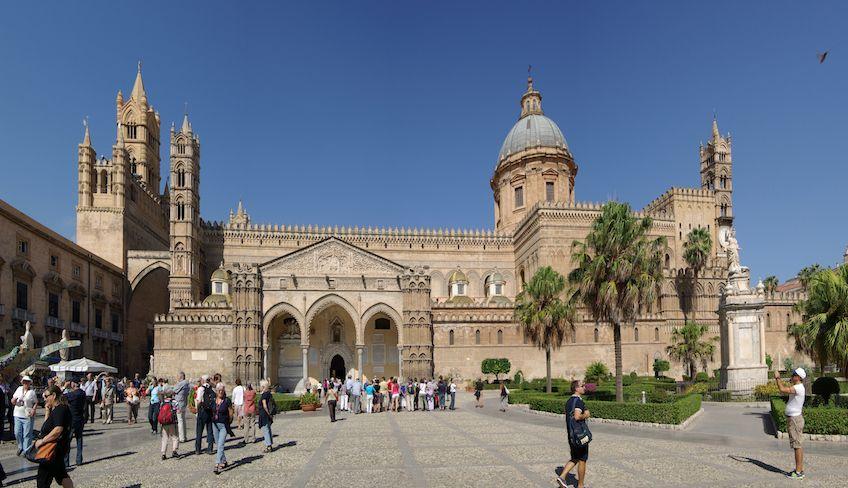 Catania nach Palermo - Tagestrip von Catania aus