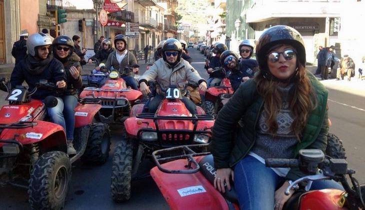 Verleih Quad Sizilien Quad Sport Sizilien Exkursionen Natur Sizilien Ätna