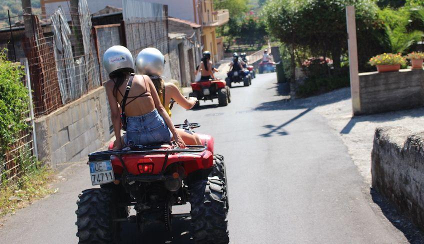 Verleih Quad Sizilien - Quad Sport Sizilien