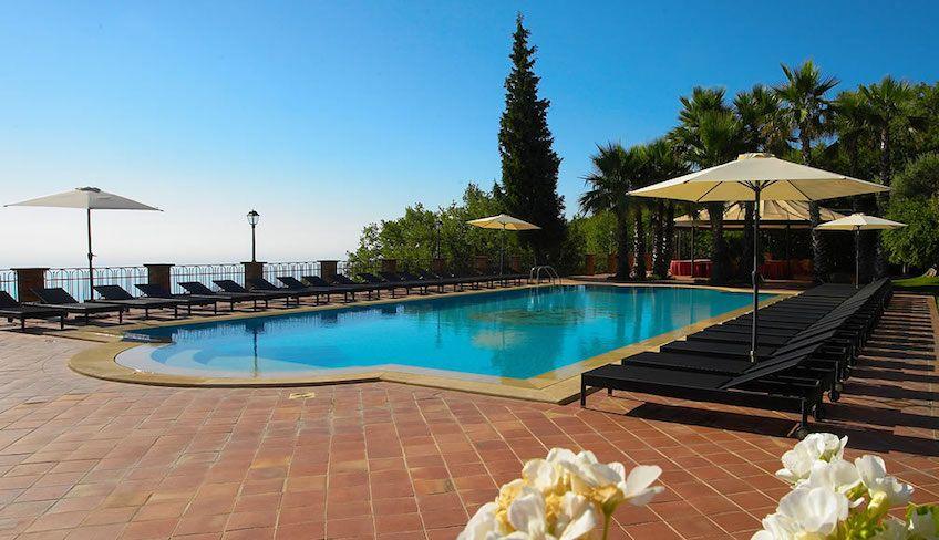 Hotel Zafferana Etnea -