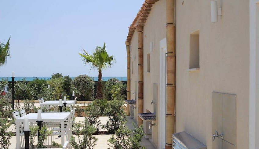 Sciacca Sizilien Hotel -