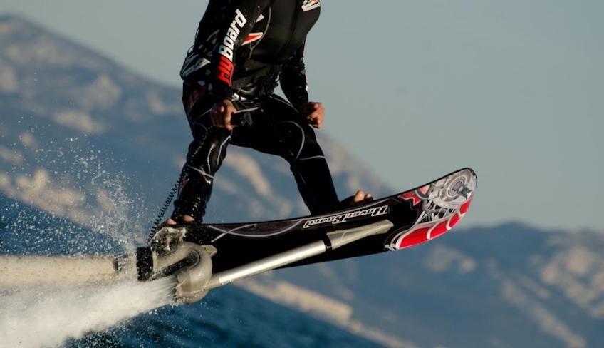 Wassersport Taormina -