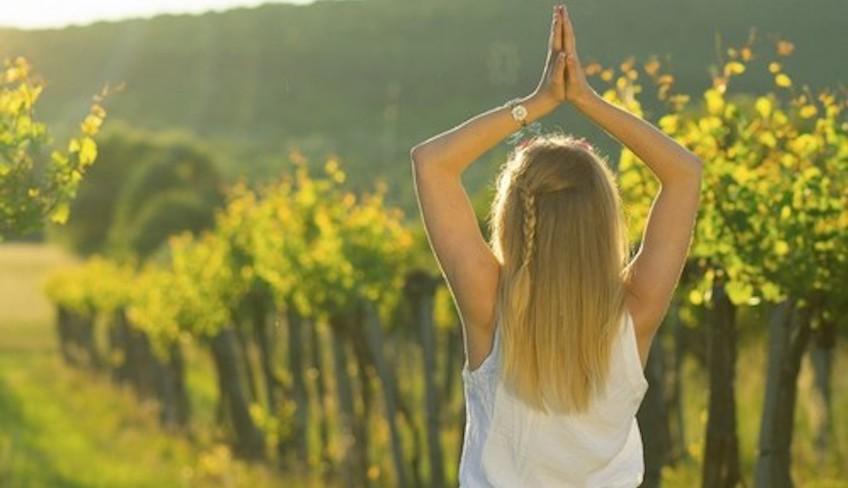 Yoga Sizilien