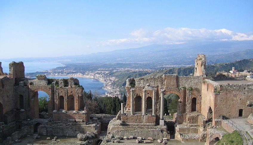 Wochenende in Sizilien -