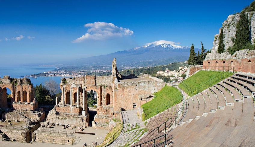 Tour ab Catania