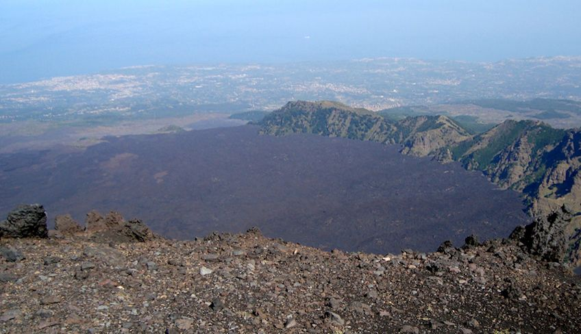 Tour ab Catania -